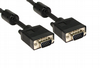 5m Fully Wired SVGA Cable - Male VGA